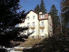 Ubytování v apartmánu v Jeseníkách