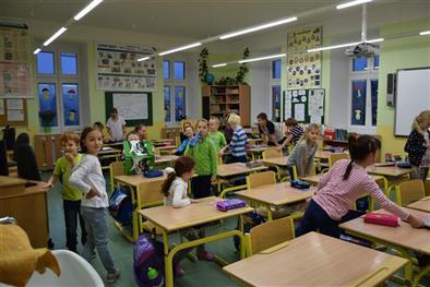 třída ZŠ