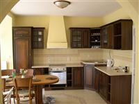 kuchyně rustikální, patina