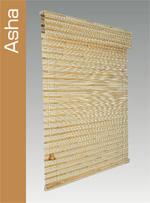 Textilní rolety - Asha