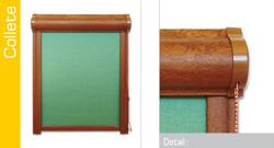 Textilní rolety - Collete