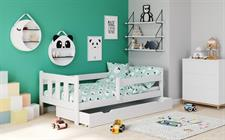 Dětská postel Marina bílá