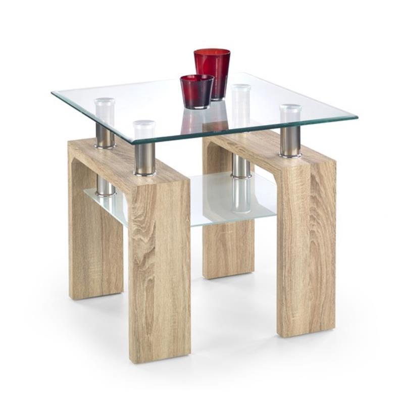 Konferenční stolek Diana K dub sonoma