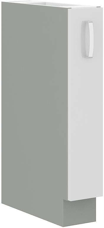 Dolní skříňka Blanka 34 bez pracovní desky (15 cm) výsuvná