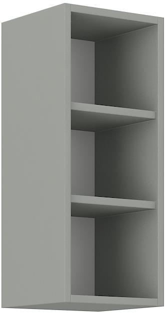 Horní otevřená skříňka Rose 36 ( 30 cm )