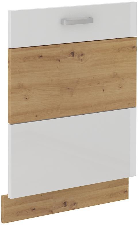Dvířka na myčku Arisa 32 (713 x 596 mm) bílý lesk