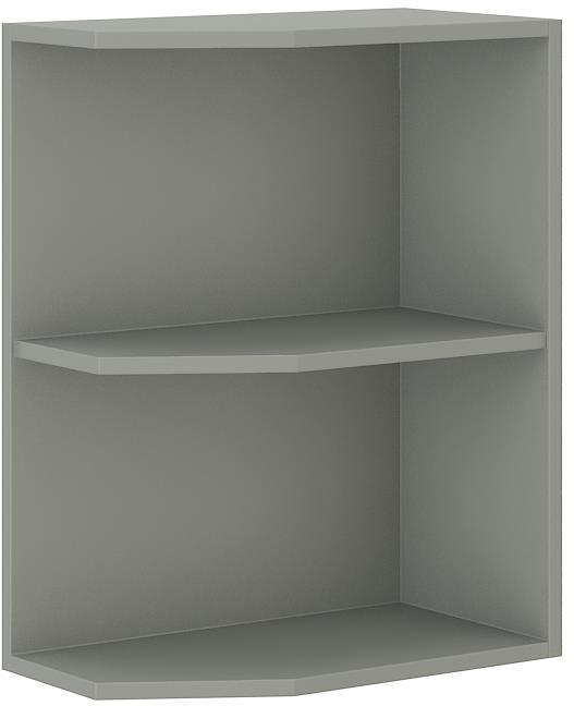 Dolní rohová polička Eva 9 (30 cm)