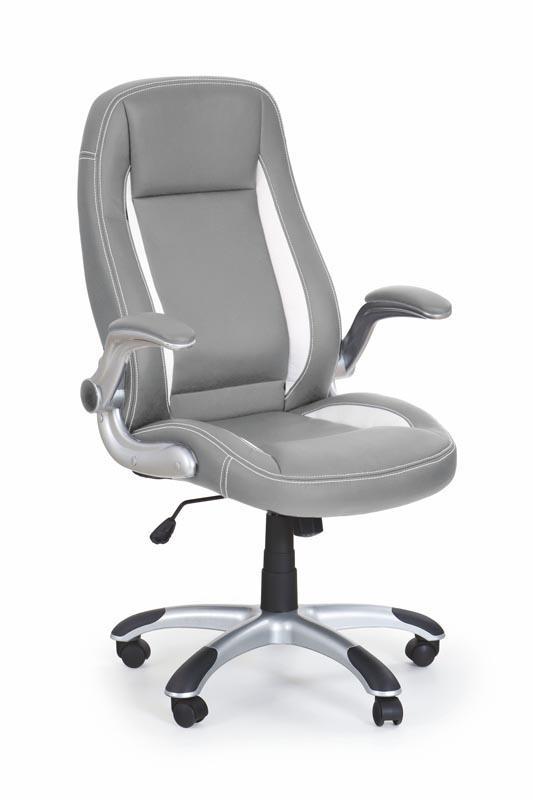 Kancelářská židle Saturn - šedá