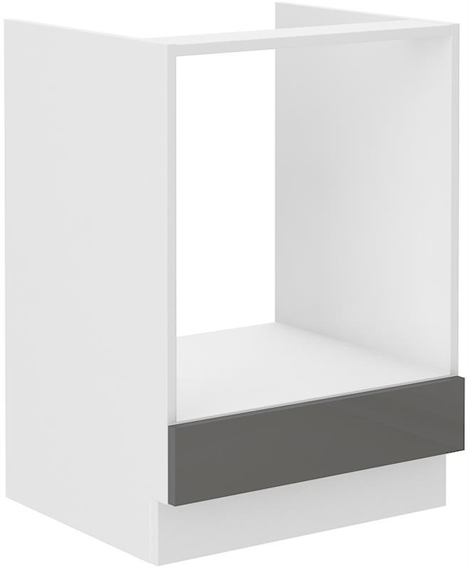 Dolní skříňka pro troubu Soňa 5 (60 cm) bez pracovní desky