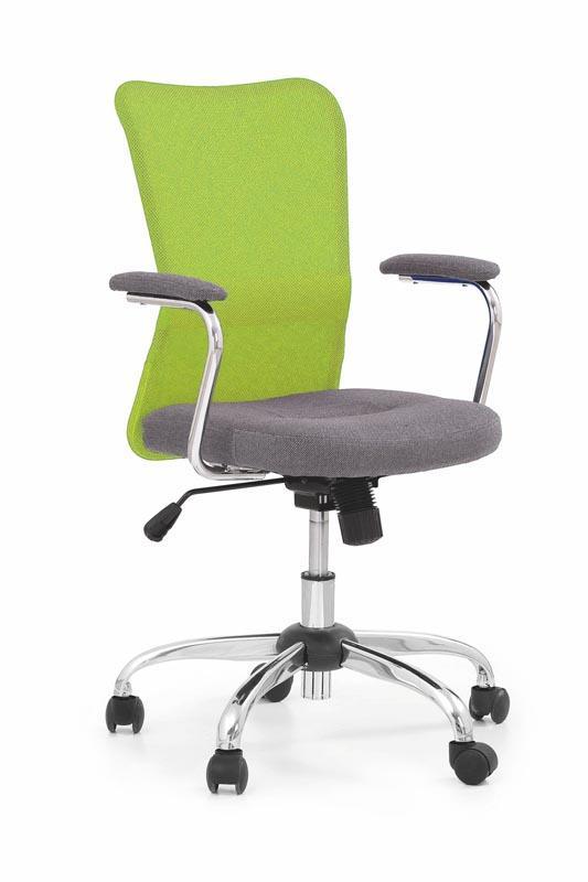 Dětská židle Andy - zelená