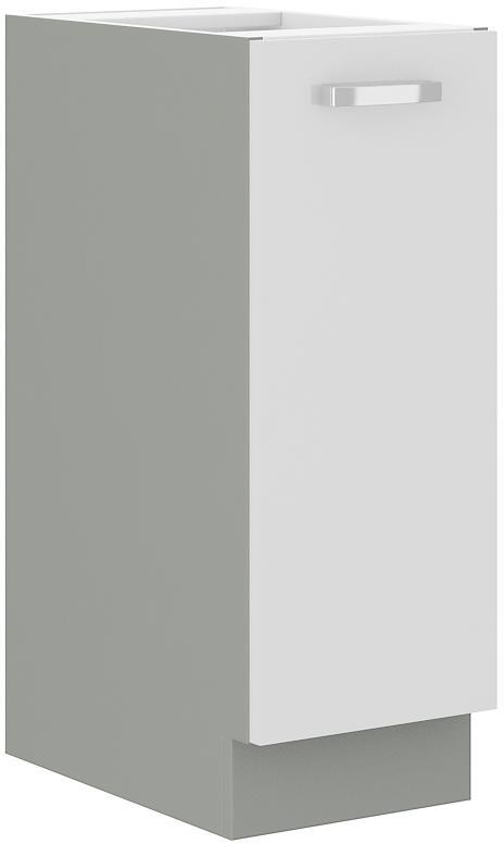 Dolní skříňka Blanka 33 bez pracovní desky (30 cm) výsuvná