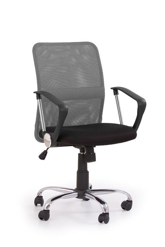 Kancelářská židle Tony - šedá