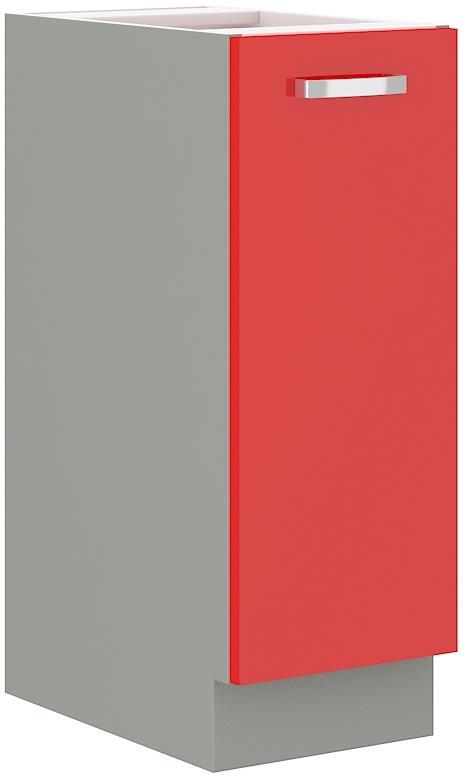 Dolní skříňka Rose 33 bez pracovní desky (30 cm) výsuvná