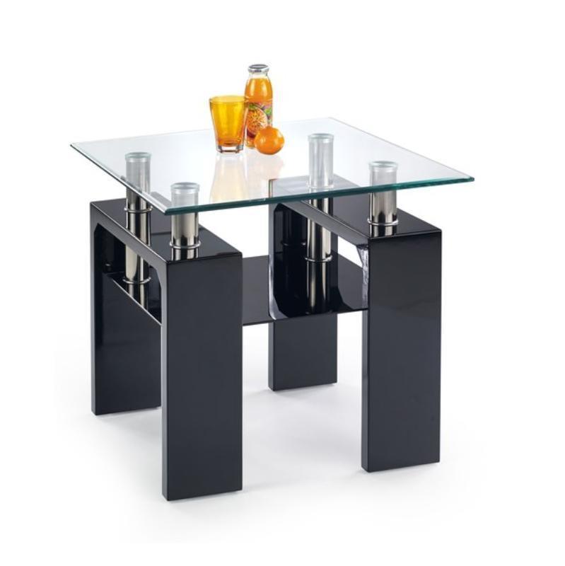 Konferenční stolek DIANA 2 černý