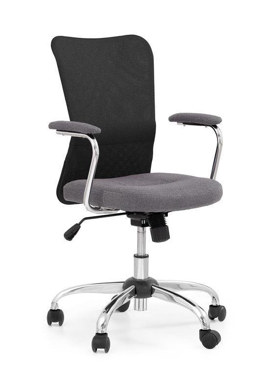 Dětská židle Andy - černá