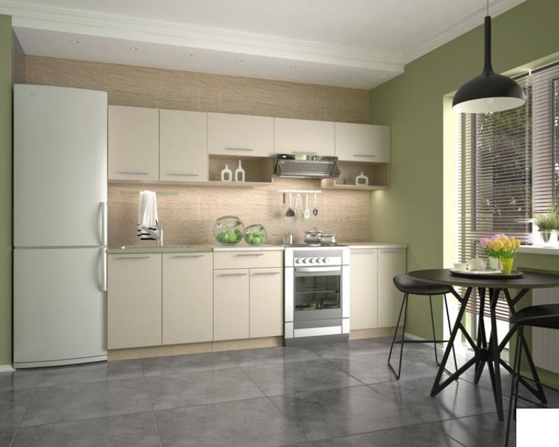 Kuchyňská linka Villa 260 cm