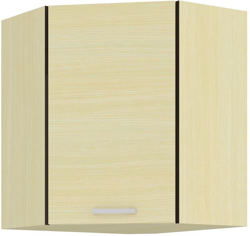 Horní rohová skříňka Charlie 16 (58 x 58 cm)