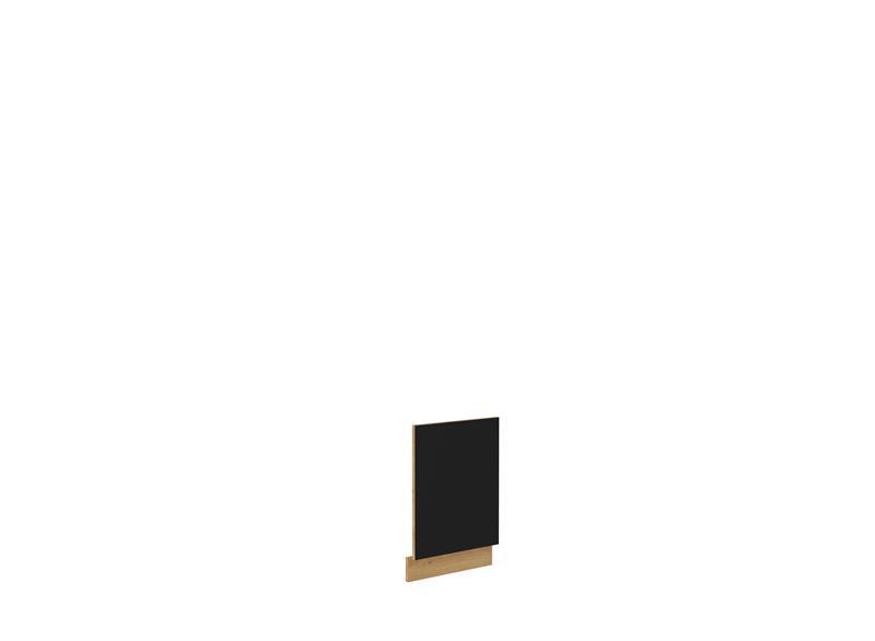 Dvířka na myčku Moderna 24 (570 x 446 cm) černý mat