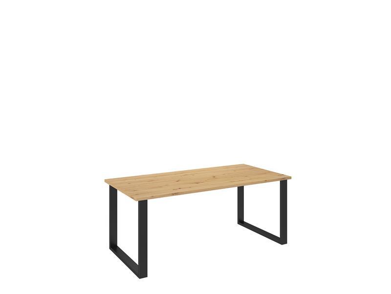 Jídelní stůl Dub Artisan 185 x 90 cm