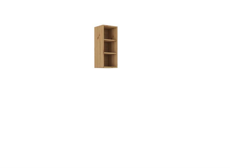 Horní otevřená skříňka Moderna 30 (30 cm)
