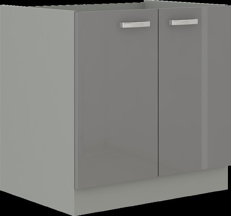 Dolní skříňka Gary, Carmen 2 bez pracovní desky (80 cm)