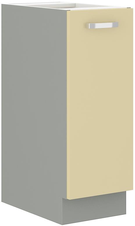 Dolní skříňka Carmen 33 bez pracovní desky (30 cm) výsuvná
