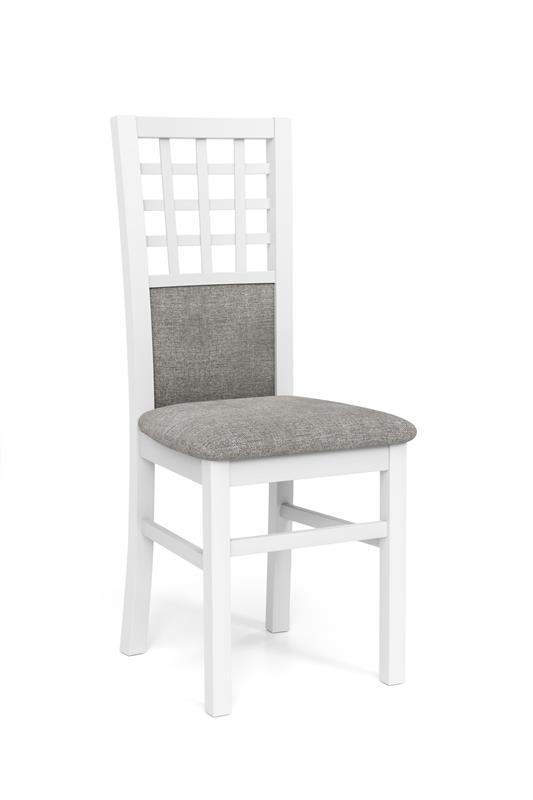 Dřevěná židle Gera 3 - bílá