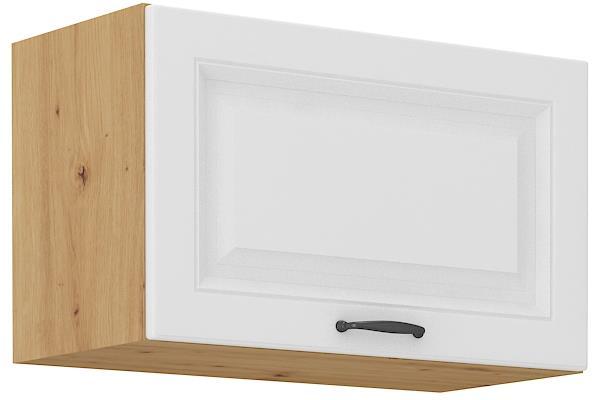 Horní skříňka Stella 19 (60 / 36 cm) bílý mat