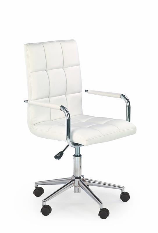 Dětská židle Gonza - bílá