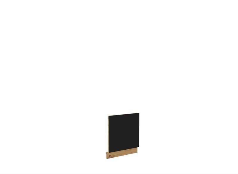 Dvířka na myčku Moderna 22 (570 x 596 cm) černý mat