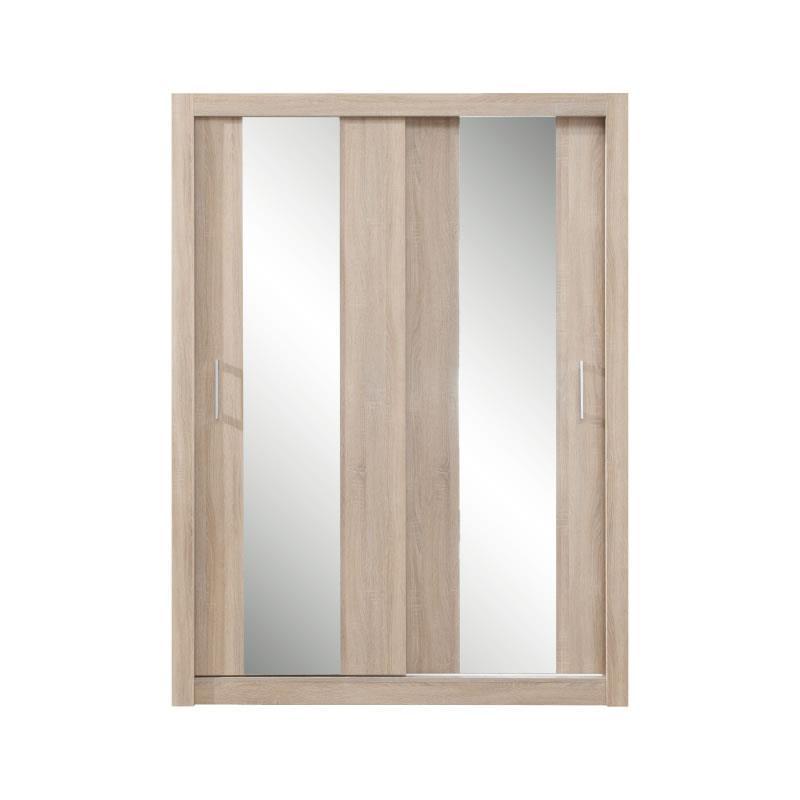 Šatní skříň Dana 3 - 160 / 215 / 60 cm