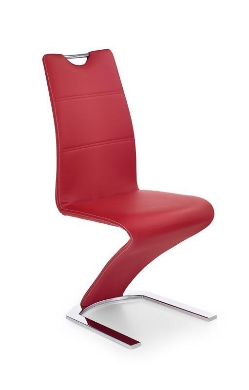 Židle K188 červená