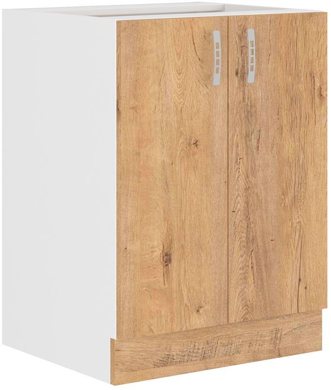 Dolní skříňka Šárka 3 (60 cm) bez pracovní desky