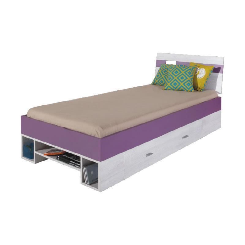 Dětská postel Nela 19 L/P - 90 x 200 cm