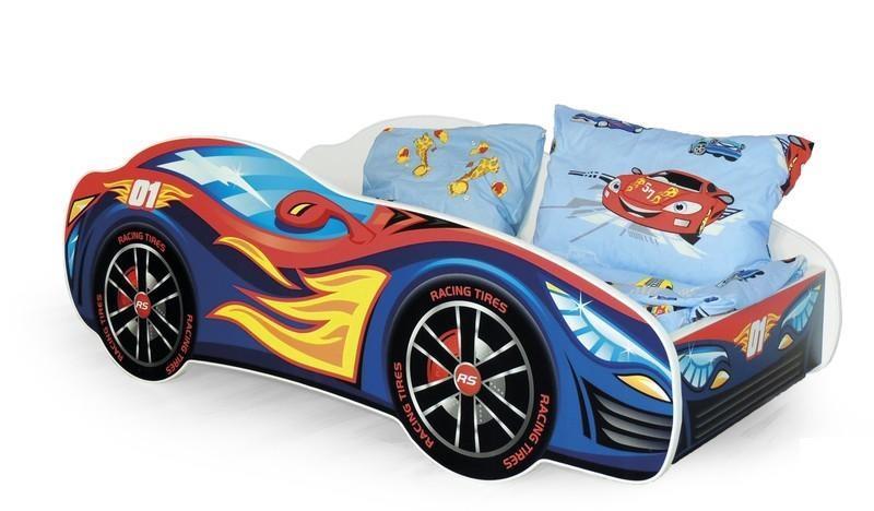 Dětská postel Speed včetně matrace