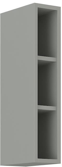 Horní otevřená skříňka Gary 24 ( 15 cm )