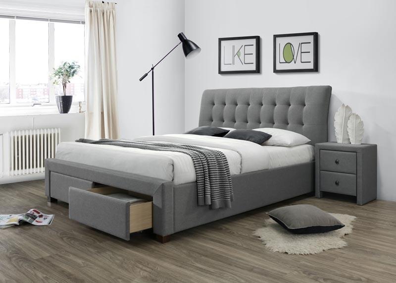 Čalouněná postel Percy 160 x 200 cm