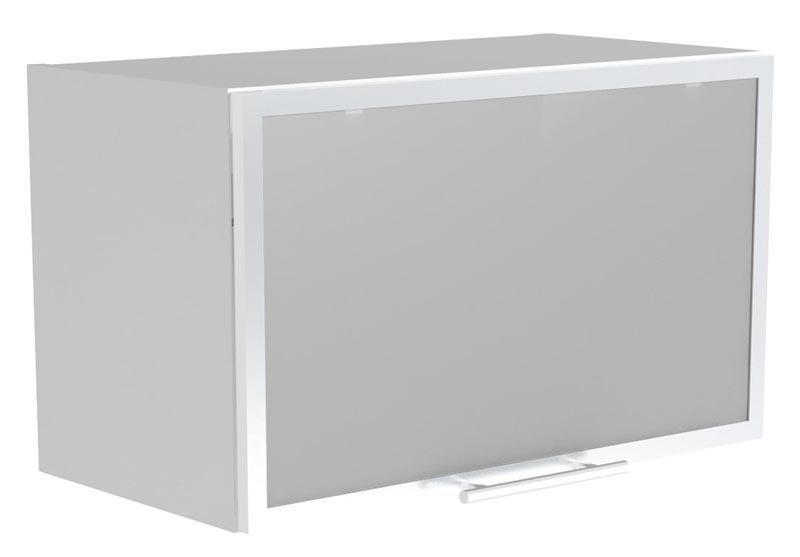 Horní digestořová skříňka Verona 31 ( 60/36 cm ) prosklená