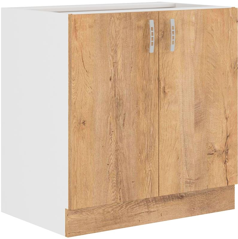 Dolní skříňka Šárka 2 (80 cm) bez pracovní desky