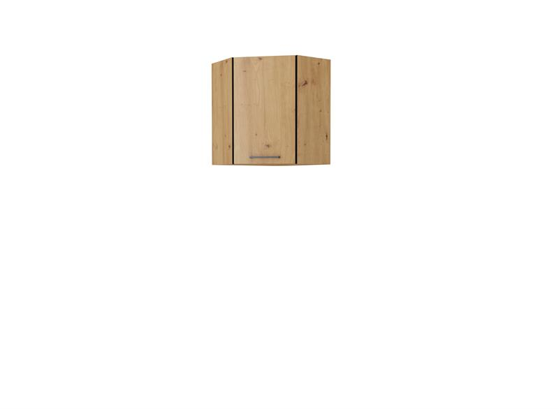 Horní rohová skříňka Moderna 14 (58/58 cm)