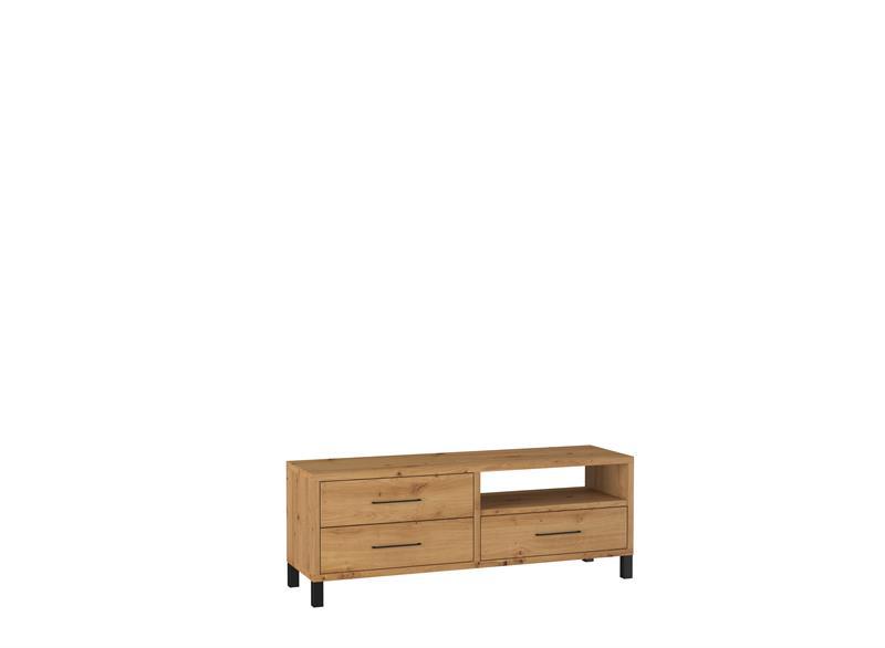 TV stolek Romi - dub artisan