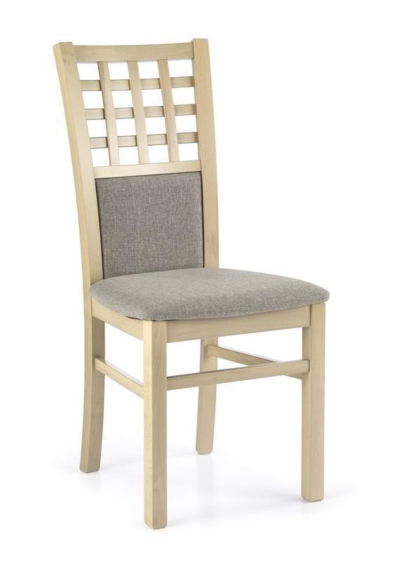 Dřevěná židle Gera 3 - dub sonoma
