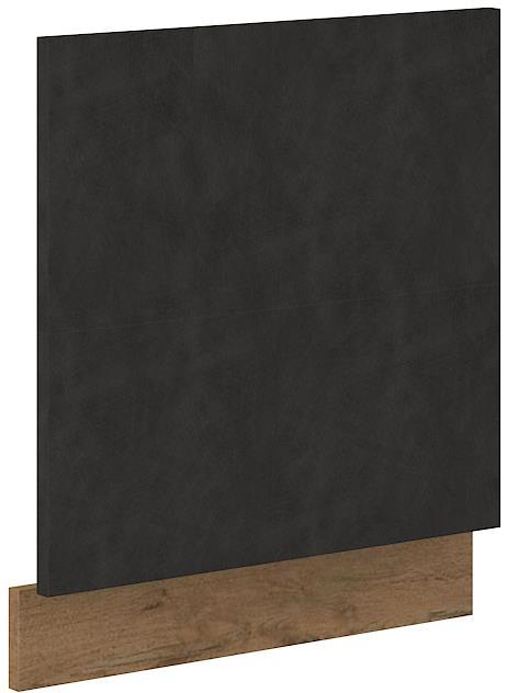 Dvířka na myčku Viktorie grafit mat 32 - ZM 570 x 596