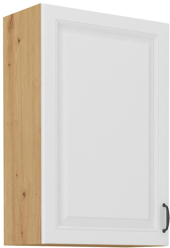 Horní skříňka Stella 40 (60 / 90 cm) bílý mat