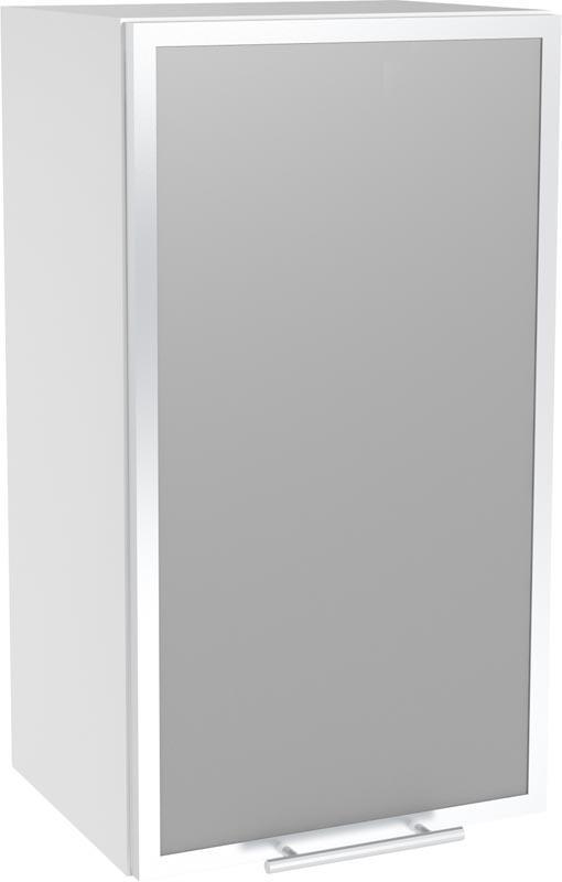 Horní skříňka Verona 32 ( 40/72 cm ) prosklená levá