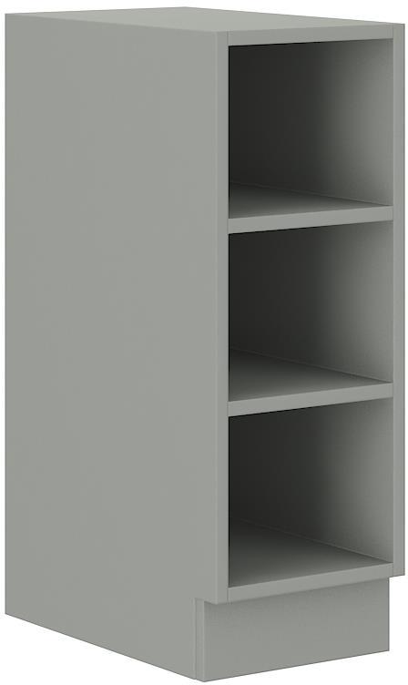 Dolní otevřená skříňka Rose 35 bez pracovní desky (30 cm)