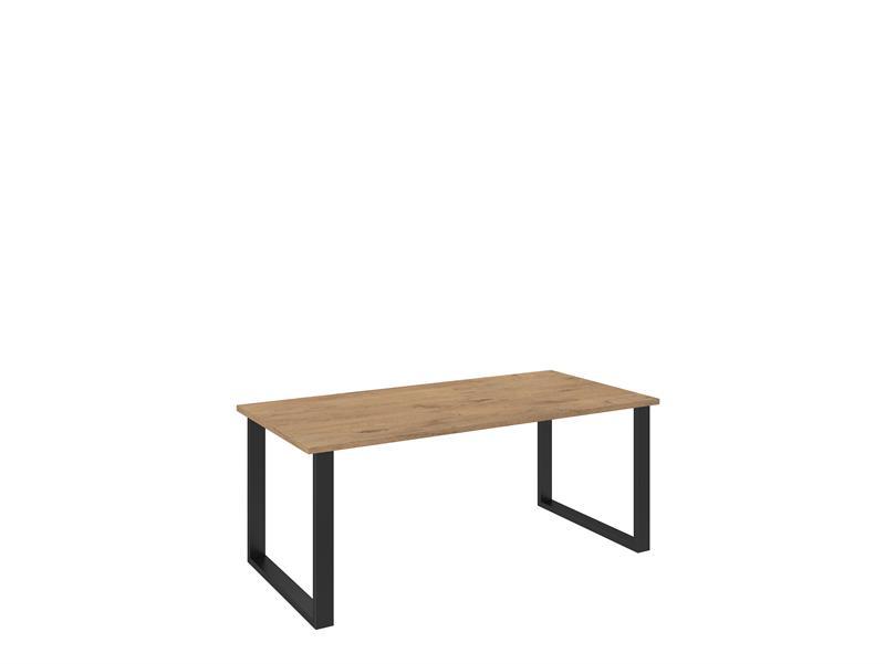 Jídelní stůl Dub Lancelot 185 x 90 cm
