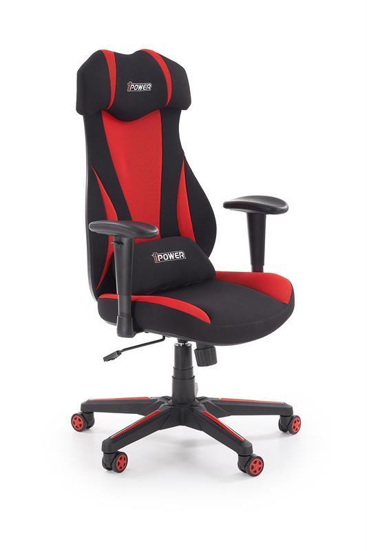 Kancelářská židle Abart černo-červená