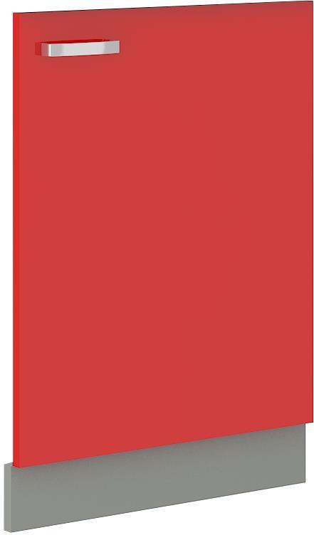 Dvířka na myčku Rose 28 - ZM 713 x 596
