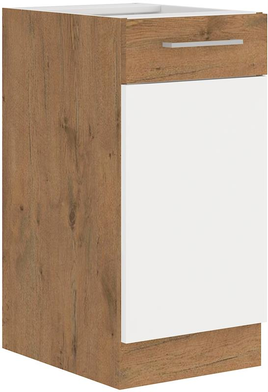 Dolní skříňka Viktorie 6 bez pracovní desky (40 cm)